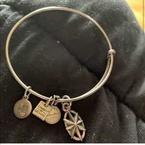 Charity by design North Star Alex and Ani bracelet